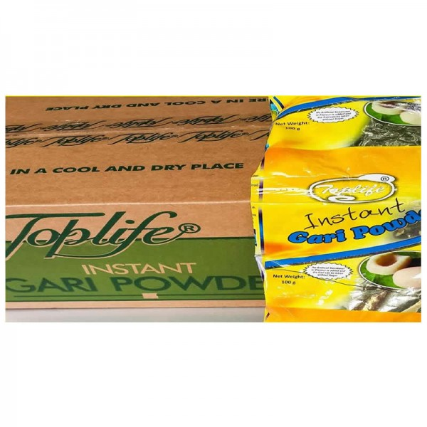 Toplife®Gari, YellowBland (100g)