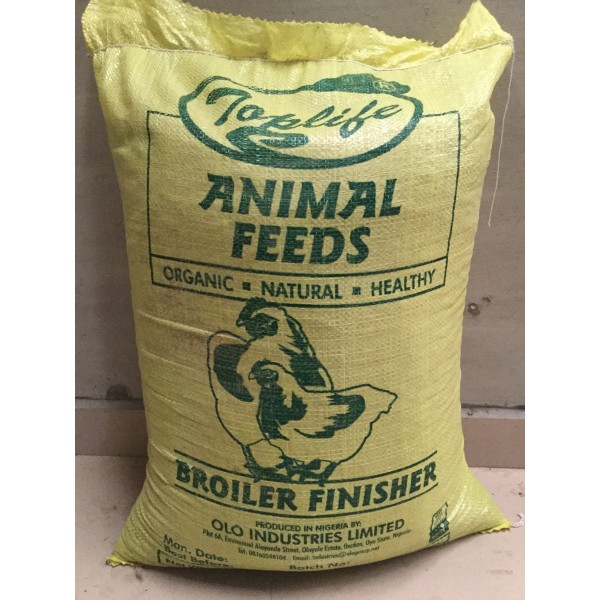 Toplife®Broiler Finisher (Pelletized)